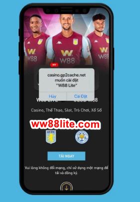 Hình ảnh w88 lite ios in Tải w88 lite ios mới nhất - W88 app cho iphone / ipad 2021