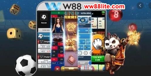 Hình ảnh w88lite ios in Tải w88 lite ios mới nhất - W88 app cho iphone / ipad 2021